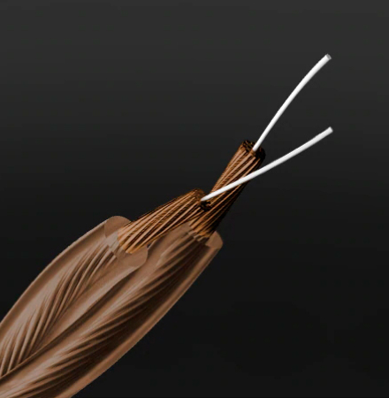 KZ AS16 Professional OFC Oxygen-free Copper cable