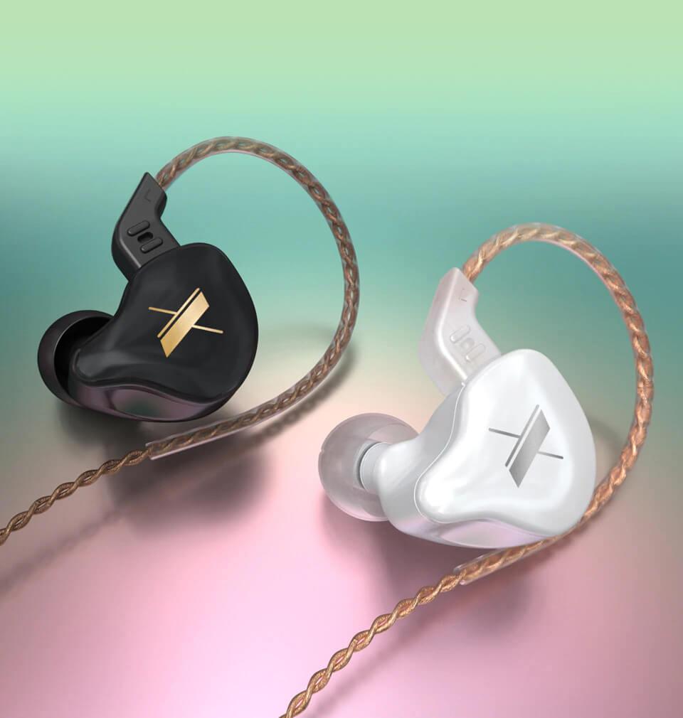 KZ EDX Composite Magnetic Dynamic Earphones