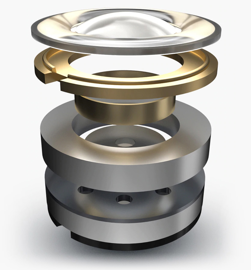 KZ EDX 10mm Composite Magnetic Dynamic