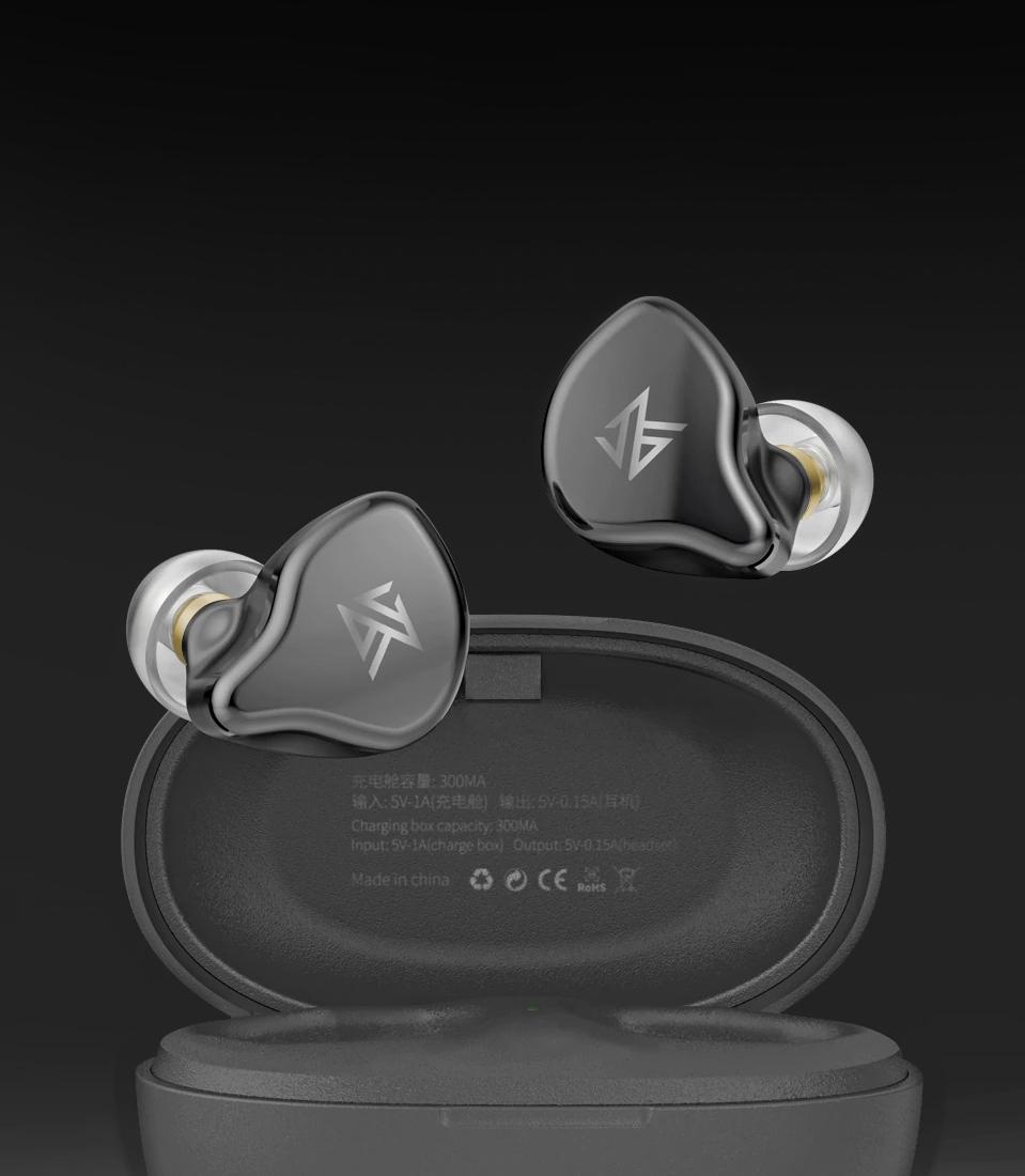 KZ S1 KZ S1D True Wireless Hybrid Technology Bluetooth Headset