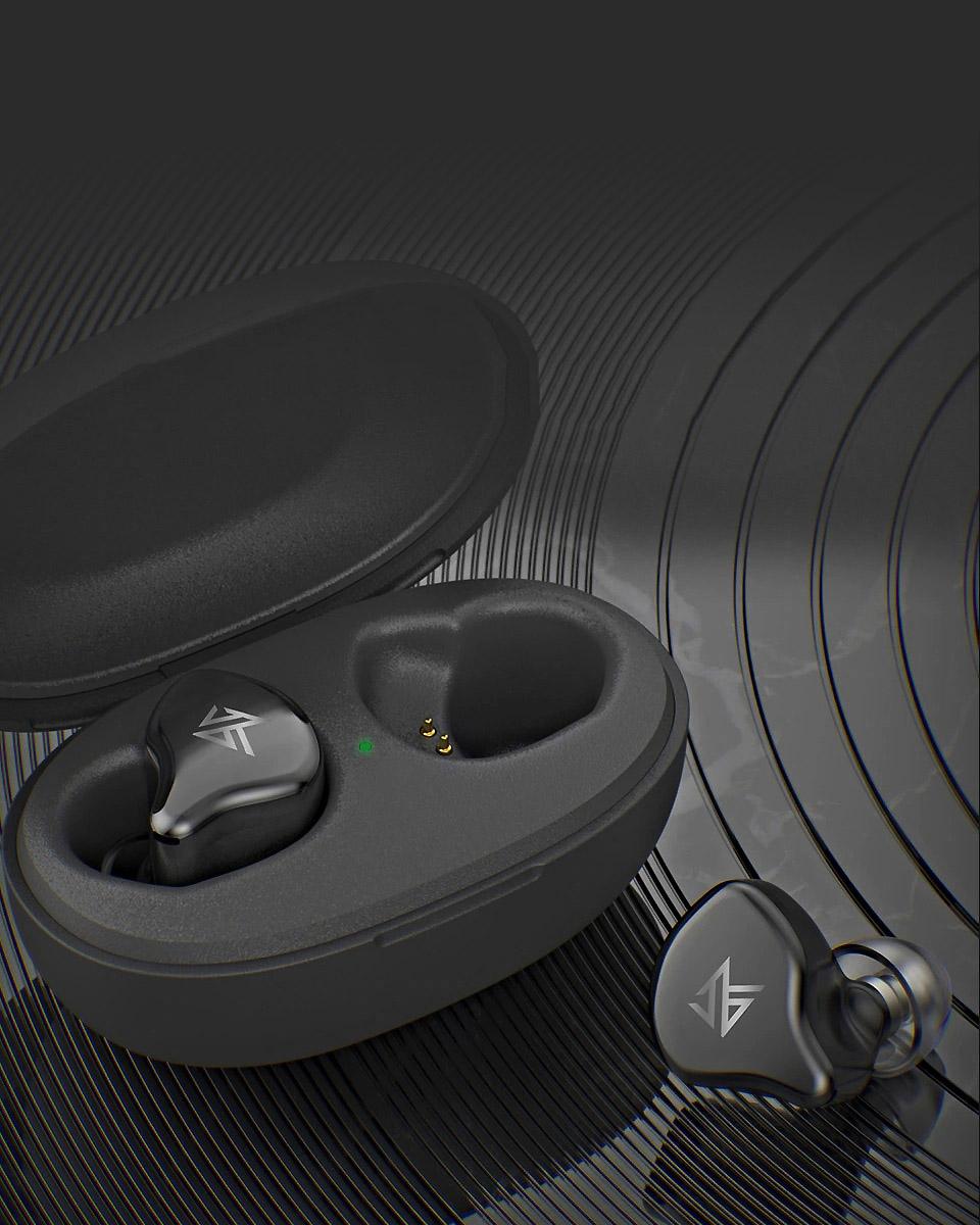 KZ S1 S1D True Wireless Hybrid Technology Bluetooth Headset