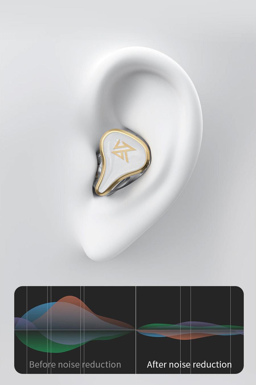 KZ SK10 in ear