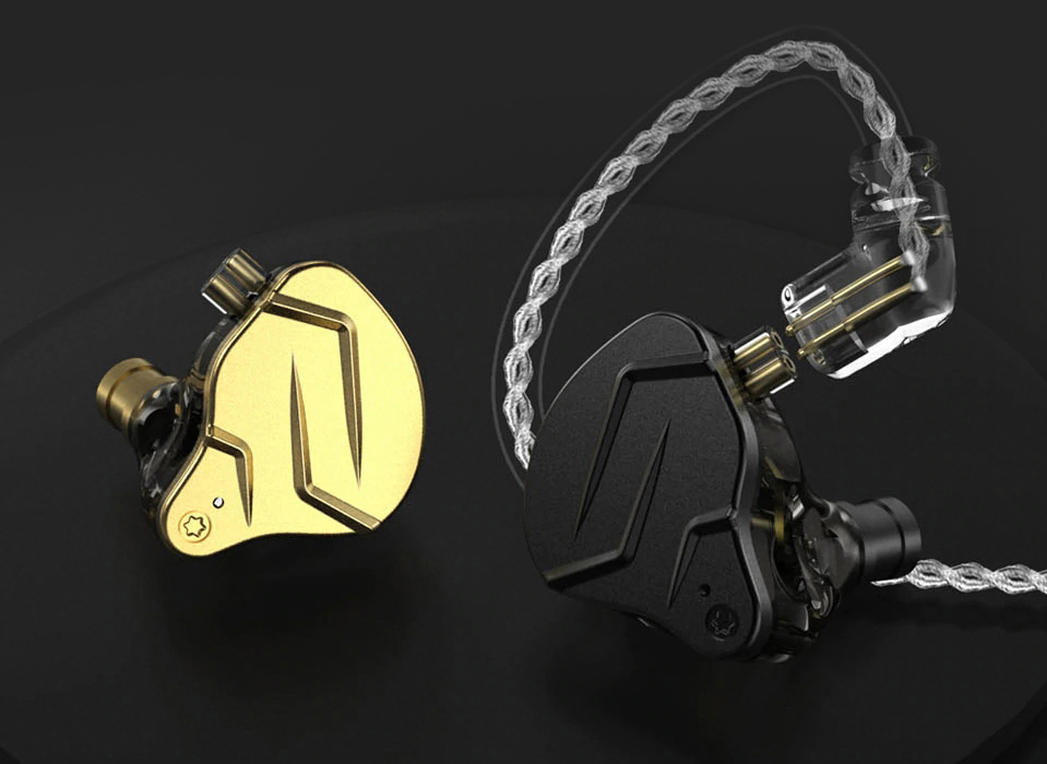 KZ ZSN PRO X Hybrid technology drive metal earphones