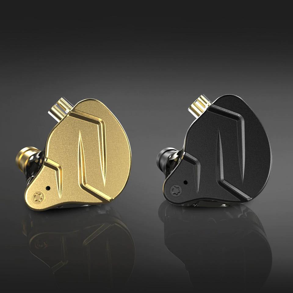KZ ZSN PRO X Gold Black